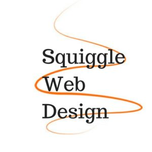 squiggle web design