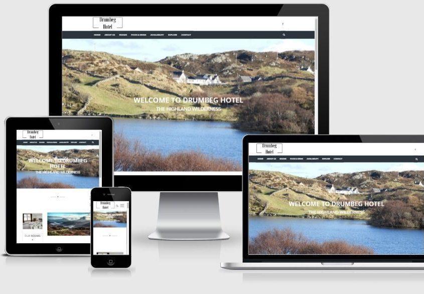 squiggle web design
